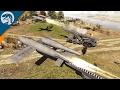 V1 GUIDED ROCKET BARRAGE | LRBM MOD | Men of War: Assault Squad 2 Gameplay