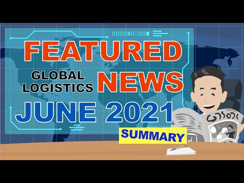 June 2021 Logistics News! China Yantian Port Impact on Freight Rate Increase!