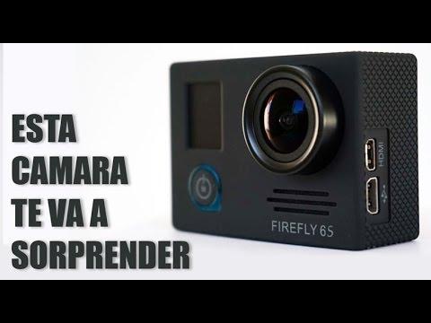 Antes de que compres una GoPro mira esto! - Firefly 6S
