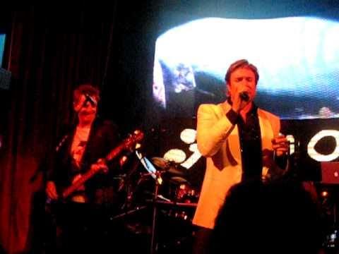 Duran Duran A View to a Kill in Paris @ Fendy Party