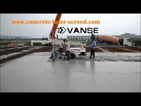 concrete leveling machine,concrete laser screed