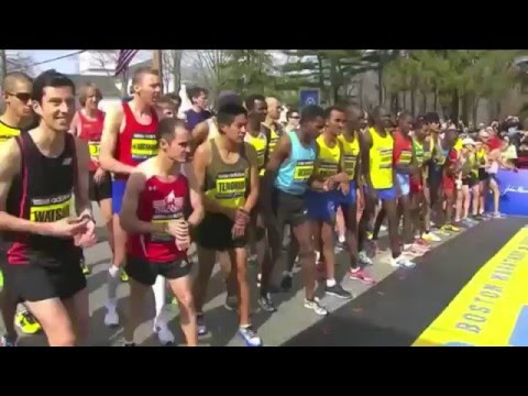 Boston Marathon Documentary