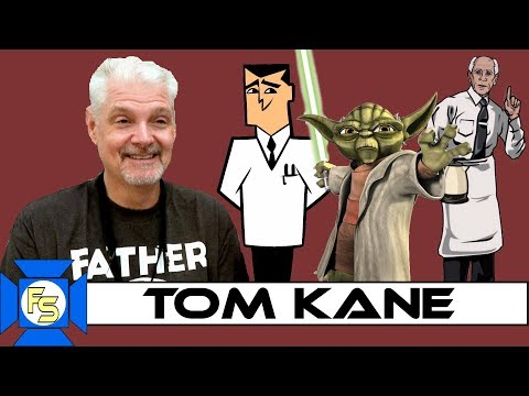 YODA of STAR WARS Clone Wars speaks! - Tom Kane Interview