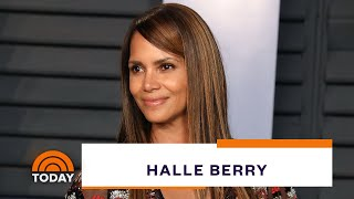 Halle Berry Says She Passed On Sandra Bullock's Role In 'Speed'   TODAY