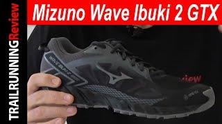 Mizuno Wave Ibuki 2 GTX Preview