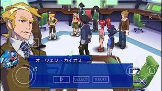 Danball Senki LBX W PPSSPP gameplay part 1