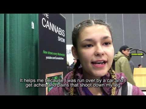 HempFest Expo Edmonton: My NHS Story