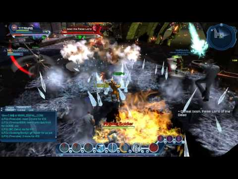DC Universe Online - Raising Hades Duo [Episode 27] - Ice Dps