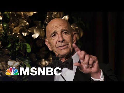 DOJ Under Trump Sat On Tom Barrack Indictment: CNN Report