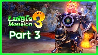 THE KING GETS THE SUCC • Luigi's Mansion 3 Gameplay / Walkthrough