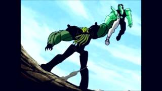 Ben 10 vs Vilgax AMV