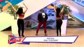 Смотреть клип Rob Soul - Escribiré