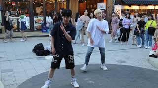 JHKTV] 홍대댄스 위더스 hong dae  k-pop dance with us  Ko Ko Bop - EXO