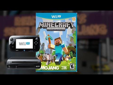 Gameplay : Minecraft WII U Edition [WII U]