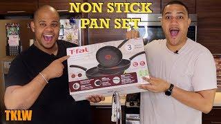 Best Non Stick Cookware Set 2019 - T Fal cookware reviews