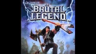 Brutal Legend ação  hacker  slash e muito rock roll #1