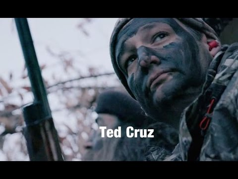 Ted Cruz Endorsed By Duck Dynasty