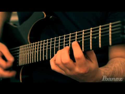 Martin Miller Joins Forces with Ibanez Guitars! (RG652K, RG3727FZ, AT100)