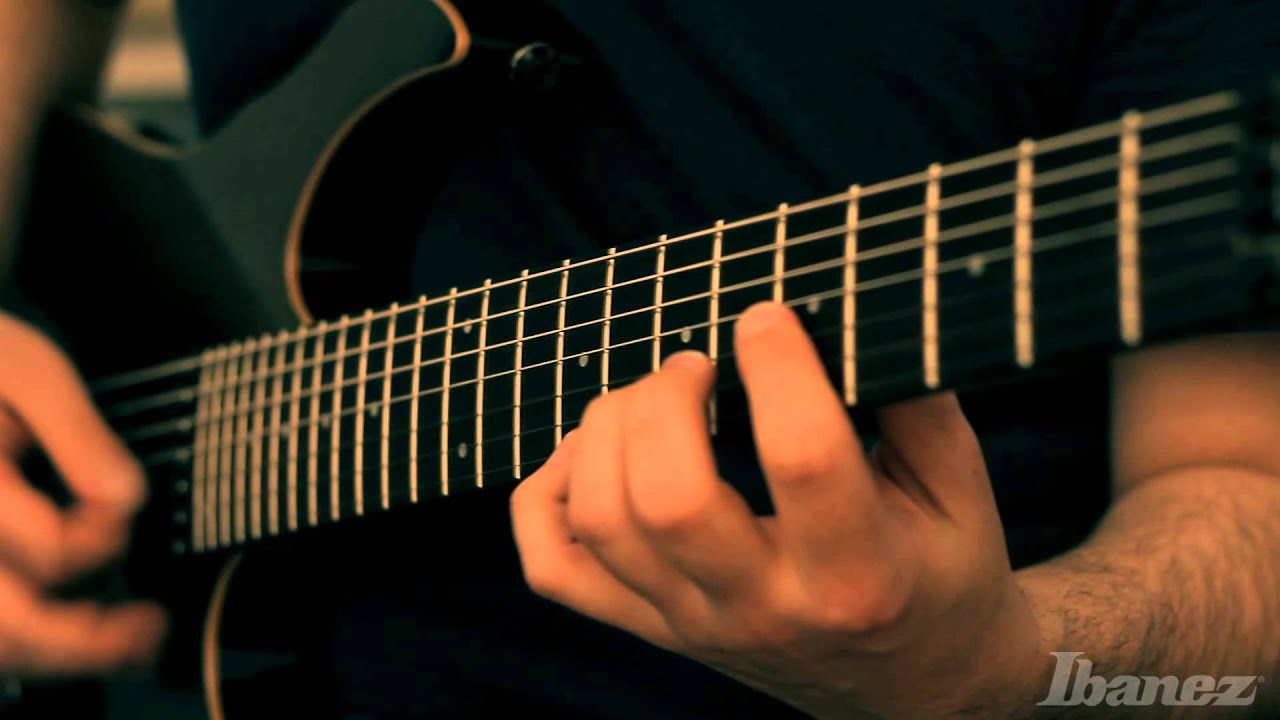 martin miller joins forces with ibanez guitars with loop