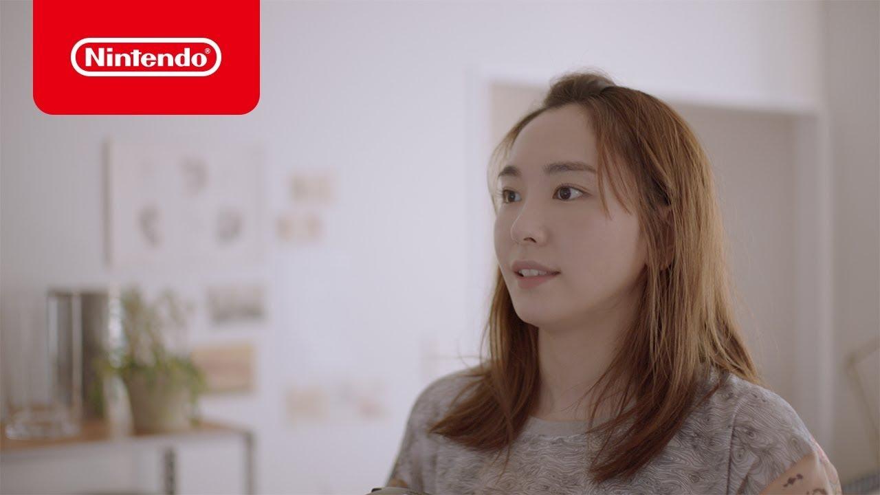 Nintendo Switch 『リングフィット アドベンチャー』のTVCMや