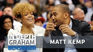 Matt Kemp: Nothing Is Normal When Dating Rihanna