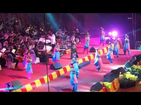 The Magic of Asean: Medley Nirmala, Balqis, Cindai - Siti Nurhaliza