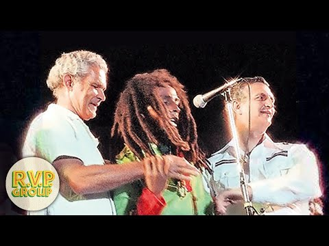 One Love Peace Concert: National Stadium Kingston Jamaica 1978