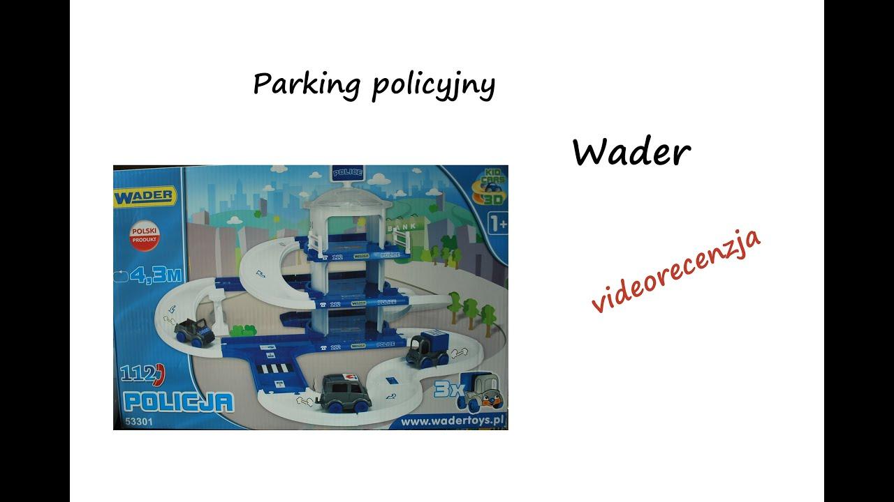 Wader Parking Policyjny Videorecenzja Youtube