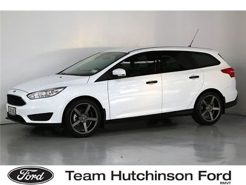 2016 ford focus station wagon - team hutchinson ford - youtube