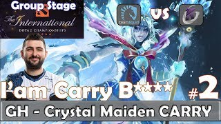 GH - Crystal Maiden Gameplay | I