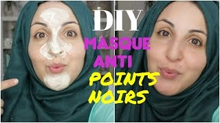DIY : Masque anti points noirs !