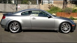 2005 Infiniti G35 coupe:  #1 sports car bargain in the world, period