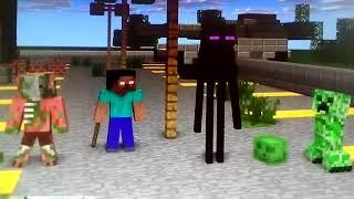 Minecraft Monster School Subway Surfers Zombie Apocalypse