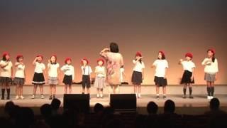 和紙のふるさと児童合唱団 パレ-ドホッホ-など3曲演奏