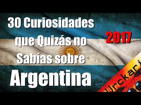30 Cosas que Quizás no Sabías sobre Argentina