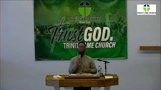 Trinity AME Church October 18