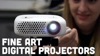 Fine Art Digital Projectors  Artograph