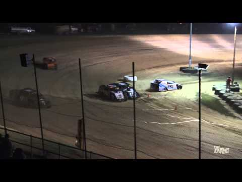 Spoon River Speedway | 9.6.15 | 25th Annual Modified Fall Nationals | Heat 4