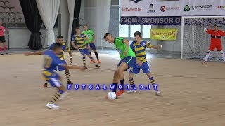 6/10/18 Lecco C5 - Bergamo C5 , highlights , serie B , futsal / calcio a 5