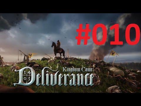 Kingdom Come: Deliverance | Bloudění v kruzích | Let's Play | Díl #010 | CZ/SK