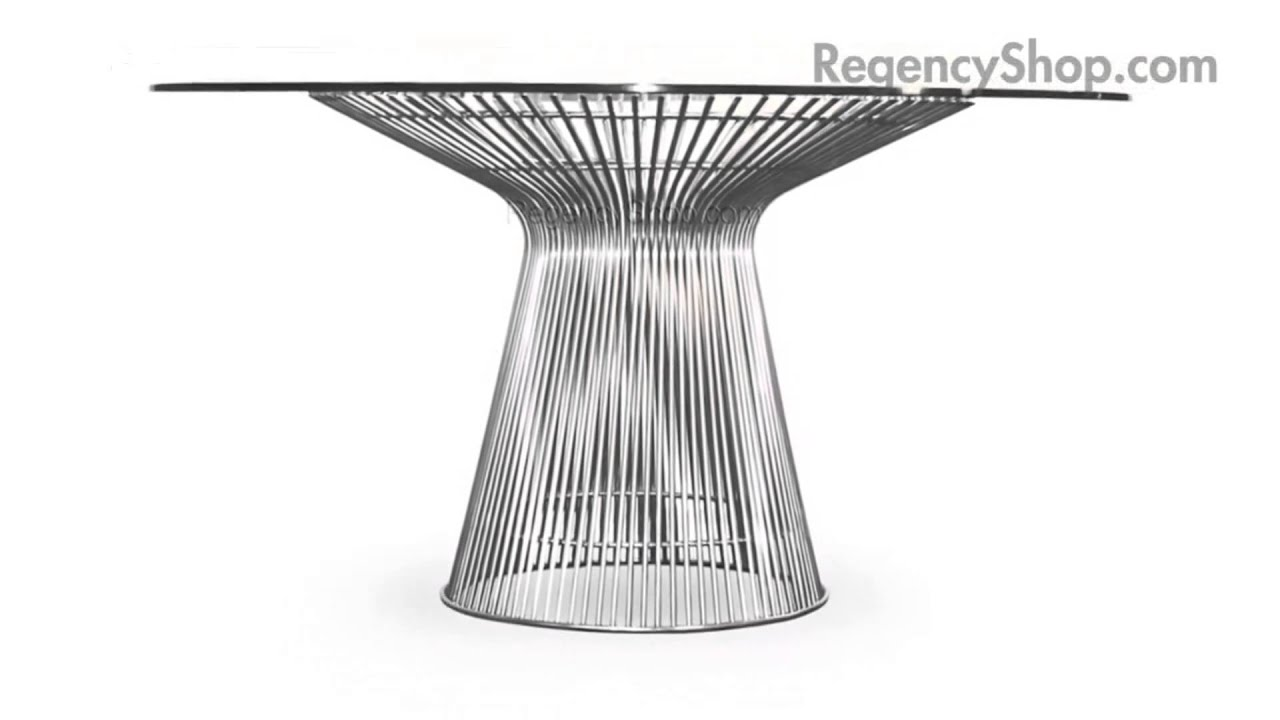 Warren Platner Table Regencyshop