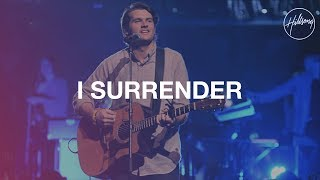 Cover images I Surrender - Hillsong Worship
