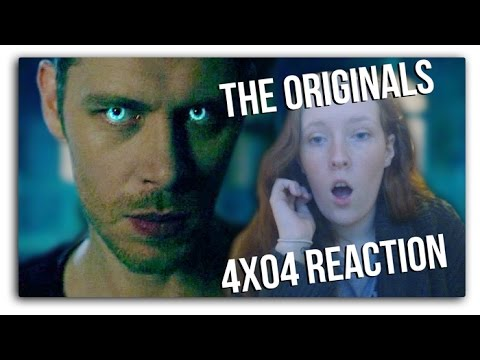 THE ORIGINALS 4x04 ''KEEPERS OF THE HOUSE'' REACTION!!!