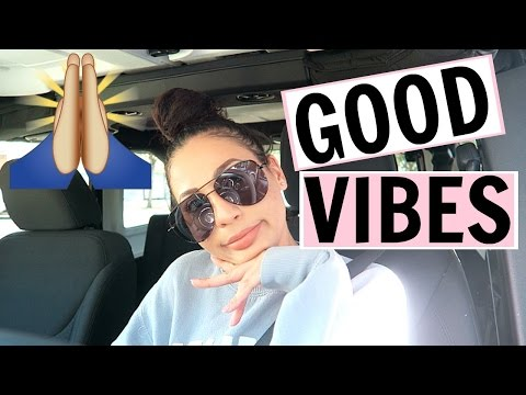 CAR KARAOKE & LIVING A POSITIVE LIFESTYLE