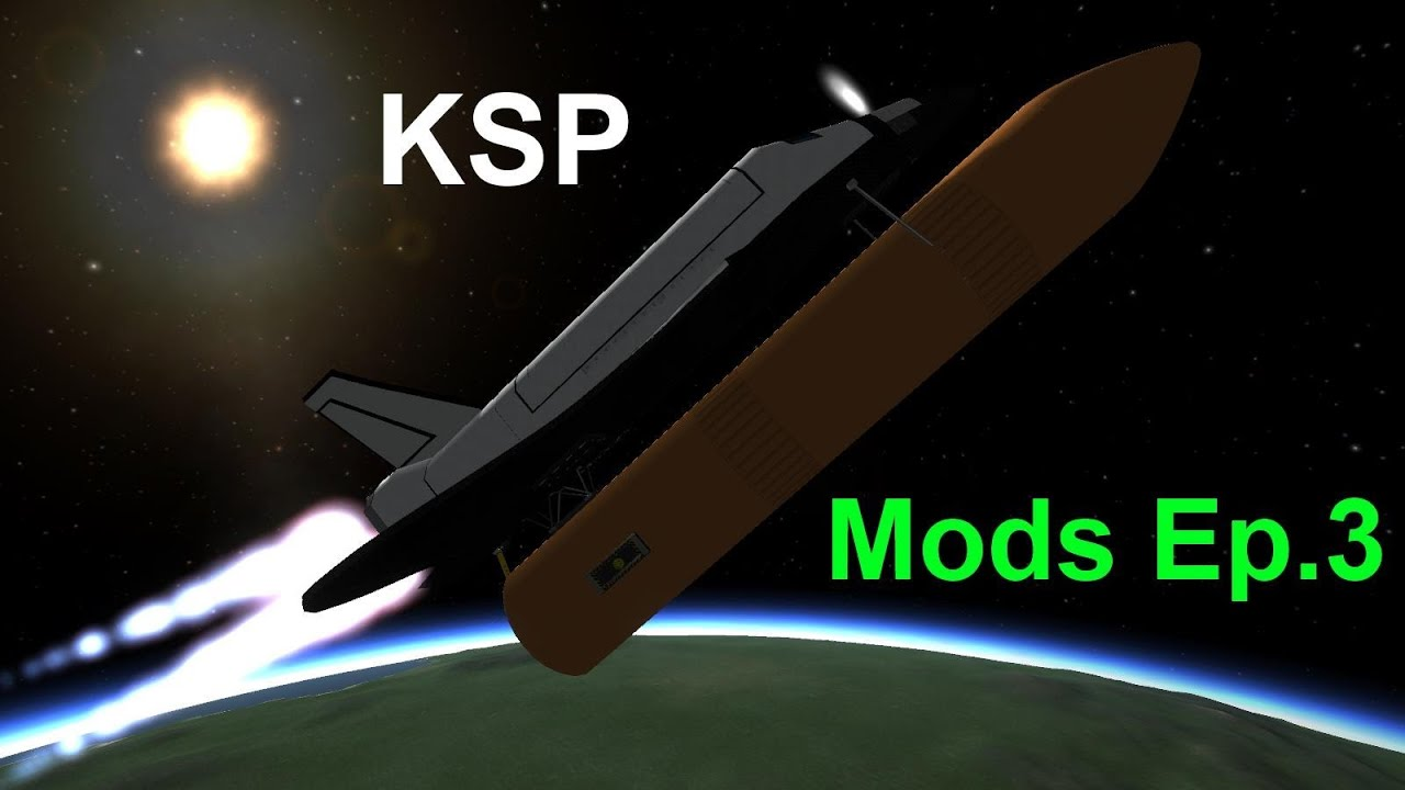 kerbal space program shuttle designs - photo #38