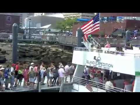 Free Fun Fridays Boston Harbor Islands