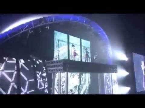 Perfume  ドームLive Sleeping Beauty ~ Party Maker ~ Spending all my time