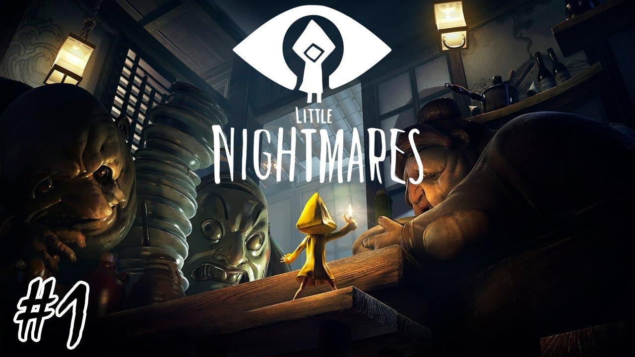 Pequenos Pesadelos #1 - Little Nightmares (Live)