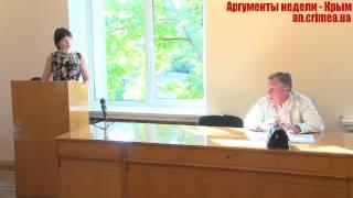 Пересмотр цен на услуги ЖКХ в Симферополе