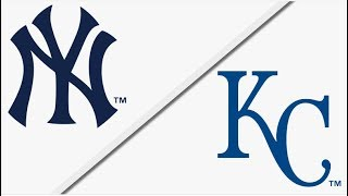 New York Yankees vs Kansas City Royals | Full Game Highlights | 5/20/18